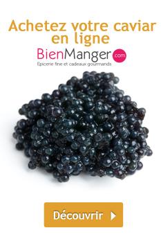 Acheter du caviar
